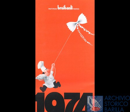 Calendario 1974.Calendario Braibanti 1974 Archivio Storico Barilla